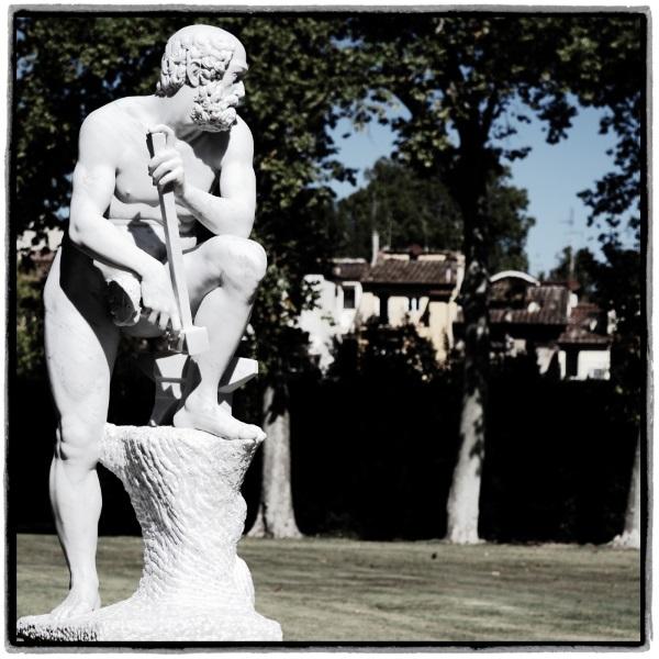 Interim_Management_Blog_Foto_Juergen_Becker_Skulptur_Boboli_Garten_Florenz_2018